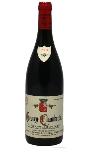 "Gevrey Chambertin 1er cru  ""Lavaux St Jacques"" 2007 - domaine A. Rousseau"