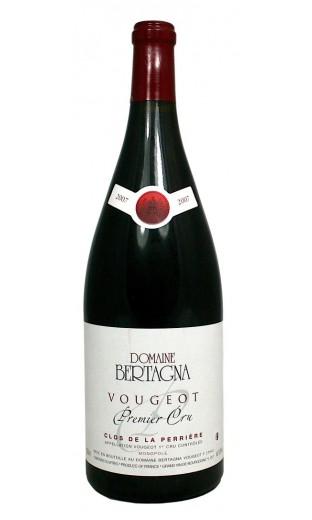 Vougeot  Clos de La Perriere 2007 - Domaine Bertagna