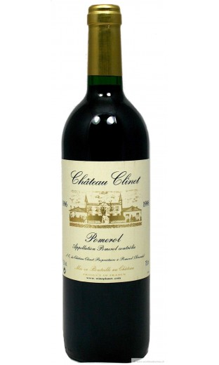 Château Clinet 1996