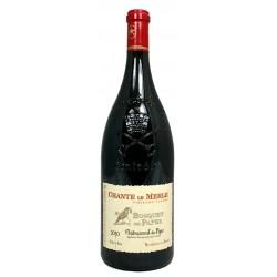 Châteauneuf du Pape Chante le Merle Vieilles Vignes 2010 - Dom. Bosquet des Papes (magnum, 1.5 l)
