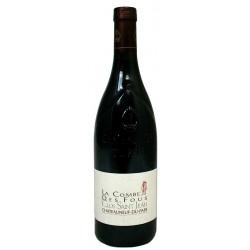 """CNP """"la combe des fous"""" 2005 - domaine Clos St Jean"""