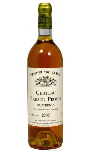 Château Rabaud Promis 1989