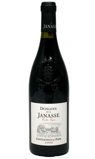 Chateauneuf du Pape Cuvee Vieilles Vignes 2006 - Domaine de la Janasse