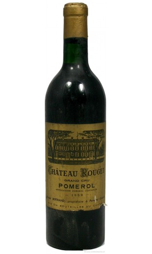 Château Rouget 1959