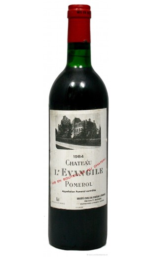 Château Evangile 1984