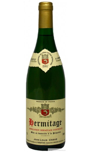 Hermitage (blanc) - Chave 1987