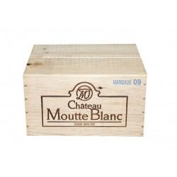 CHATEAU MOUTTE BLANC 2009 (caisse de 6 bout.)