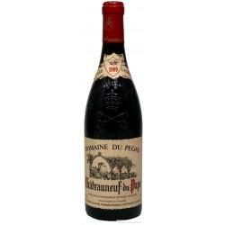 """CNP """"Cuvée Laurence"""" 1989 - domaine du Pegau"""
