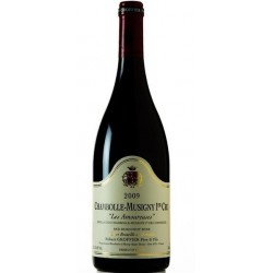 Chambolle-Musigny Les Amoureuses 2009 - Domaine Robert Groffier