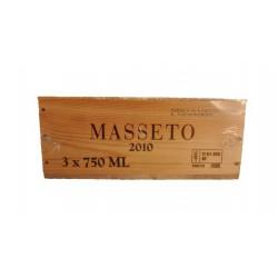 Masseto 2010 (CBO 3 bout.)