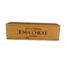 Messorio 1999 - Le Macchiole (CBO 1 bout.)