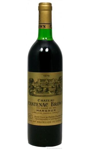 Château Cantenac Brown 1978
