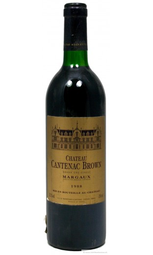Château Cantenac Brown 1988