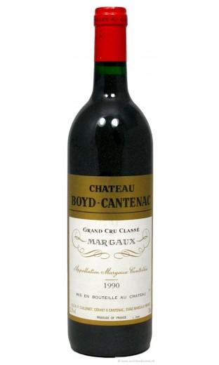 Château Boyd Cantenac 1990