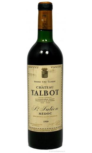 Château Talbot 1959