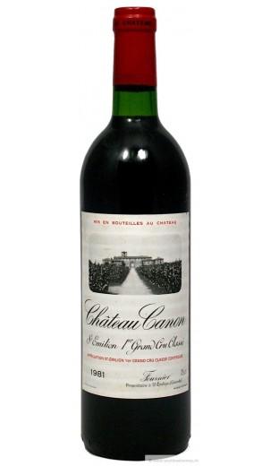 Château Canon 1981
