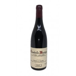 Chambolle-Musigny 1er cru Les Cras 2005 - Georges Roumier