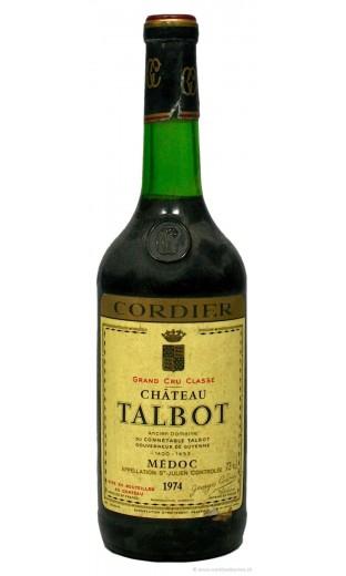 Château Talbot 1974