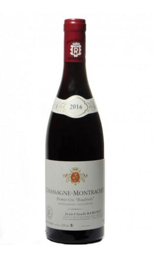 Chassagne-Montrachet La Boudriotte 2016 - Ramonet