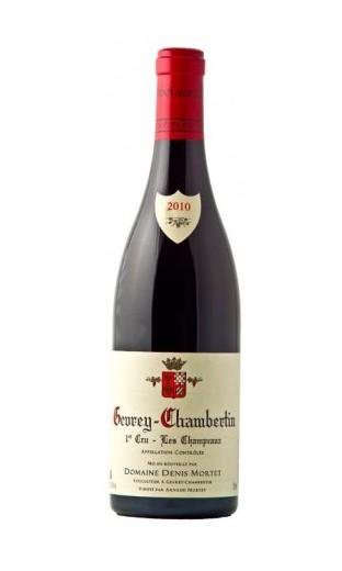 Gevrey-Chambertin 1er Cru Champeaux 2010 - Denis Mortet