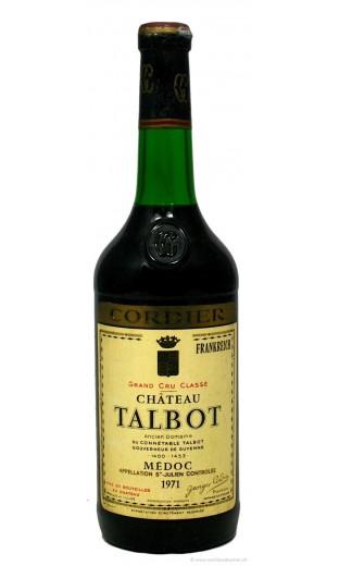 Château Talbot 1971