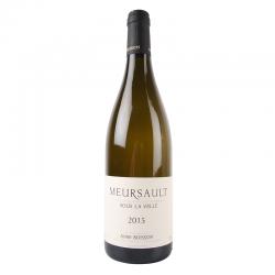 Meursault Sous le Vellé 2015 - Anne Boisson