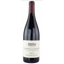 Chambolle-Musigny 1er cru Les Gruenchers 2012 - domaine Dujac