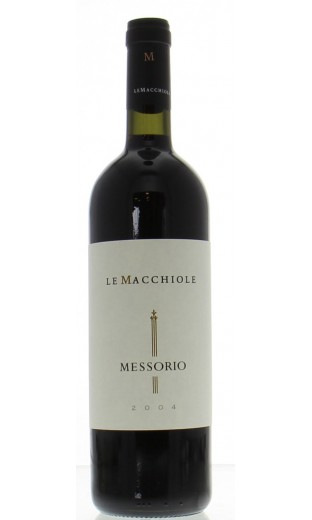 Messorio 2004 - Le Macchiole
