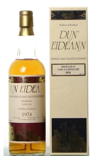 Caol Ila 23 years old, Dun Eideann 1974