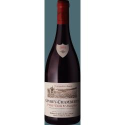 "Gevrey Chambertin 1er cru  ""Clos St Jacques"" 2014 - domaine A. Rousseau"