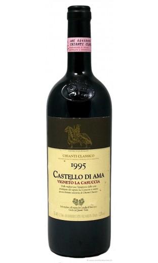 Chanti Classico Vigneto la Casuccia 1995  - Castello di Ama