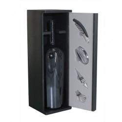 Coffret noir avec 4 accessoires pour magnum