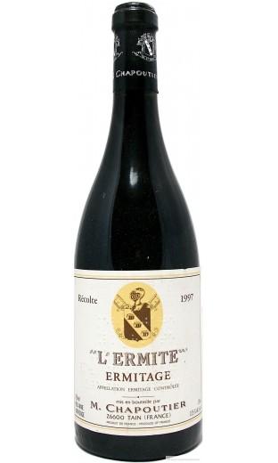 """L'ermitage """"Ermite"""" 1997 - domaine Chapoutier"""