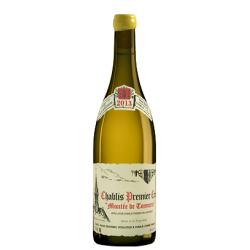 Chablis 1er cru Montée de Tonnerre 2013 - domaine René et Vincent Dauvissat