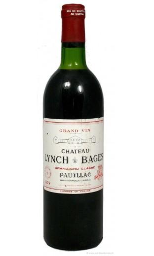 Château Lynch Bages 1979