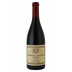 Chambertin Clos de bèze Grand Cru 2012 - domaine Louis Jadot