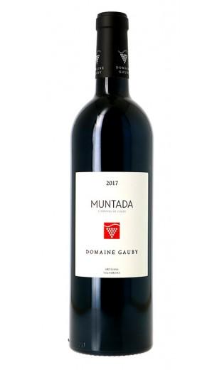 Côtes du Roussillon IGP Muntada 2017 - domaine de Gauby