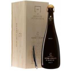 Henri Giraud MV15 Fut De Chene In Wooden Box