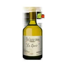 """Vin jaune """"en spois"""" 2008 - Domaine Tissot (62cl)"""