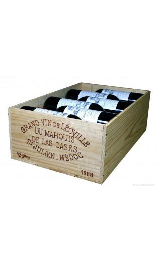 Château Leoville Las Cases 1988 (CBO 12 bout.)
