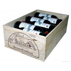 Château Haut Sarpe 1990 (CBO 12 bouteilles)