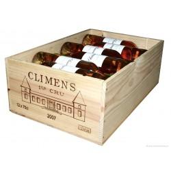 Château Climens 2007 (CBO 12 bout.)