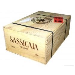Sassicaia 1996 (OWC of 12 bot.)