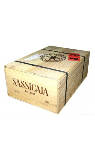 Sassicaia 1996 (CBO de 12 bout.)