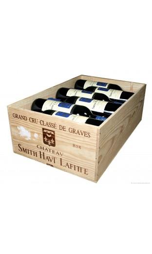 Château Smith Haut Lafitte 1996 (CBO de 12 bout.)
