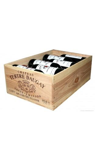 Château Tertre Daugay 1988 (CBO de 12 bout.)