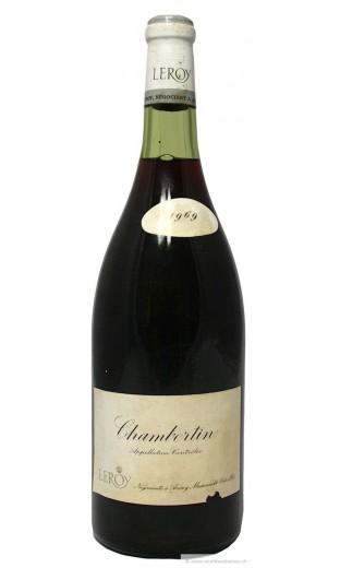 Chambertin 1969 - domaine Leroy (magnum 1.5 l)