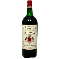 Château La Gaffelière 1969 (magnum 1.5 L)