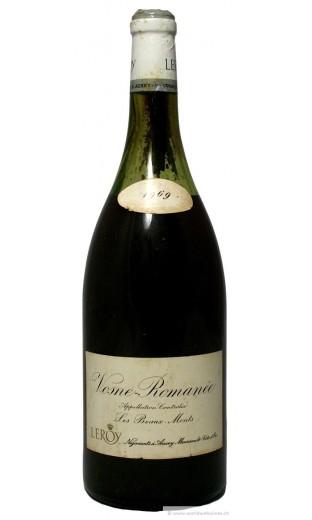 """Vosne Romanée """"les beaux monts"""" 1969 - domaine Leroy"""