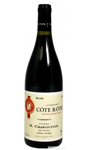 Cote Rotie la Mordorée 1993 - domaine Chapoutier